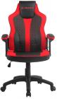 Scaun gaming Inaza Dragon Black Red