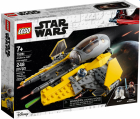 Lego Star Wars Interceptorul Jedi al lui Anakin 75281