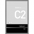 Rama foto C2 20x30cm Aluminum Grey Matt