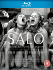 Salo or the 120 Days of Sodom Blu ray Disc