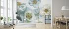 Fototapet My Greenhouse Flowers personalizat Photowall