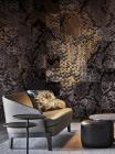 Fototapet contemporan Python Lounge personalizat idea murale
