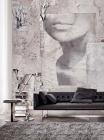 Fototapet contemporan Street Patchwork personalizat idea murale