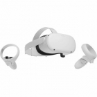 Quest 2 128GB Advanced All in one Virtual Reality Headset Alb