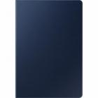 Husa Agenda Book Cover Albastru SAMSUNG Galaxy Tab S7 FE Galaxy Tab S7