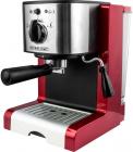 Espressor de cafea Star Light EMD 1515R Rosu Inox 1350W 15bar 1 5L
