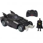 Masina Batmobil cu Radiocomanda si Figurina