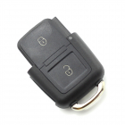 Volkswagen Carcas cheie tip briceag cu 2 butoane CARGUARD