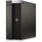 Workstation Dell Precision T3610 Tower Intel 6 Core Xeon E5 1650 v2 3