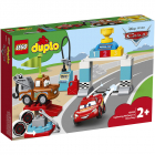 DUPLO Cars 10924 Lightning McQueens Race Day 42 piese