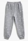 Pantaloni sport cu imprimeu