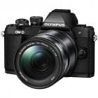 Aparat foto Mirrorless E M10 Mark III 16 1 Mpx Black Kit EZ M 14 150mm