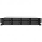 NAS TS 1273AU RP AMD Ryzen V1500B Quad Core 8GB DDR4 Black