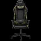 Gaming chair PU leather Original foam and Cold molded foam Metal Frame