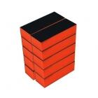 Buffer portocaliu set 10 buc