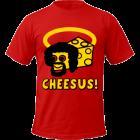 Tricou Cheesus
