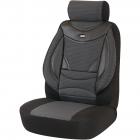 Set husa scaun black/grey style 401 - Otom