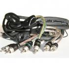 Cablu RCA Audison Connection BT6 250 2 5m 6 canale