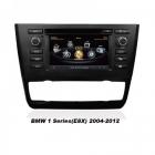 Navigatie dedicata pentru BMW SERIA 1 E81 E82 E87 E88 intre anii 2004