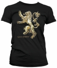 Tricou dame Game of Thrones Lannister
