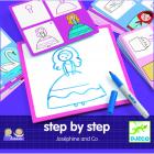 Deseneaza pas cu pas