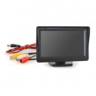Monitor auto TFT M4 3 diagonala 4 3 redare imagine camera marsarier