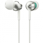 Casti Audio In Ear Alb