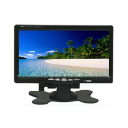 Monitor auto LCD Edotec EDT 7AV 7 12 24V