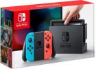 Consola Nintendo Switch Neon Red si Neon Blue Joy Con