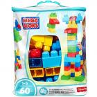 Set cuburi de construit Mega Bloks 60 de bucati baieti Fisher Price