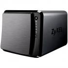 NAS NSA542 Dual Core 1 2 GHz 4 Bay 3 x USB 2 x LAN