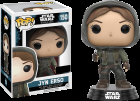 Funko POP Star Wars Rogue One Jyn Erso hooded