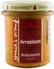 Crema tartinabila BIO vegetala Arrabitom 160 g ZWERGENWIESE