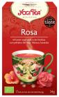 Ceai Bio de TRANDAFIRI 17 pliculete 34 g Yogi Tea