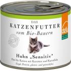 BIO Hrana pentru pisici Pate cu Pui 200 g Defu