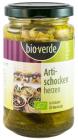 Bio Verde Inimi Bio de anghinare marinate in ulei si verdeturi 200 g