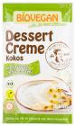 Crema Bio pentru desert cu nuca de cocos 63 g Biovegan