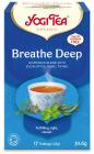 Ceai Bio RESPIRATIE PROFUNDA 17 pliculete 30 6g Yogi Tea