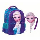 Ghiozdan Gradinita Elsa Frozen 3D