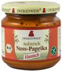 Crema tartinabila bio vegetala cu ardei si nuci caju 200 g ZWERGENWIES