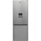 Combina frigorifica RCNE520K20DZX A 475l Inox