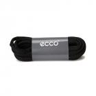 Sireturi ECCO din poliester pentru pantofi casual si sport Negre