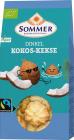 Dinkel Kokos mini fursecuri bio din grau spelta cu cocos Fairtrade 150