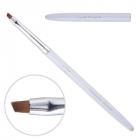 Pensula nail art 2M White OneStroke nr 01