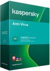 Antivirus Kaspersky AntiVirus 3 Dispozitive 1 An Licenta de reinnoire