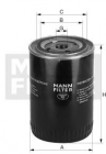 Filtru ulei MANN FILTER W 930 7