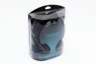 Casti SPACER cu microfon stereo jack 3 5mm DJ black SPC DJ001