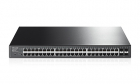 JetStream 48 Port Gigabit Smart PoE Switch with 4 SFP Slots T1600G 52P