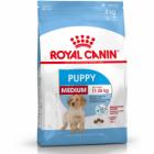 Hrana uscata pentru caini Royal Canin Medium Puppy 4 kg