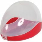 Toaleta rosie pentru chinchilla Zolux 18 5 x 28 x 19 cm